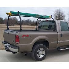 Rapid Rack Removable Transport Truck Ladder Rack by Great Day Inc