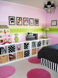 Polka Dot Bedroom Decor 10 Decorating Ideas For Kids Rooms Hgtv