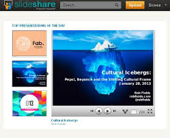 slede share slideshare presentation cultural iceberg presentation featured on