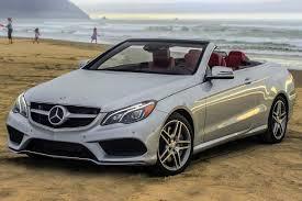 2016 Mercedes-Benz E-Class Convertible Pricing - For Sale   Edmunds