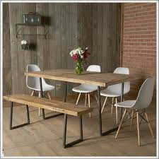 modern kitchen table and chairs. Incredible Modern Dining Table With Bench Best 25 Ideas Only On Pinterest Kitchen And Chairs D