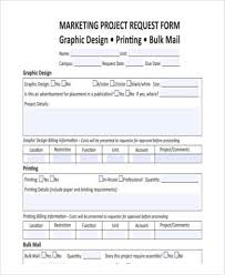 Request Forms Template Sample Project Request Forms 8 Free Documents In Word Pdf