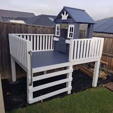cubby house furniture. Kmart Kids Cubby House Hacks Deck Furniture