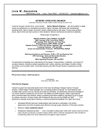 Engineer Resume Network Sample For Fresher D Peppapp