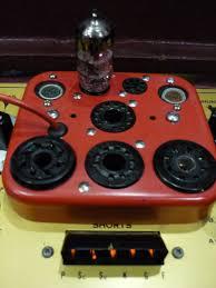 Changs Vintage Audio Diy Hickok 6000a Tube Tester