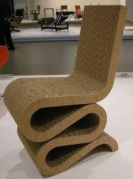 diy cardboard furniture. Frank Gehry, \ Diy Cardboard Furniture