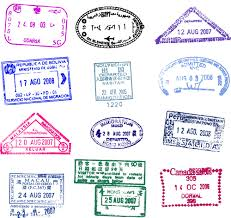 Vector Passport stamps design set 03 | Free psd and vectors ...
