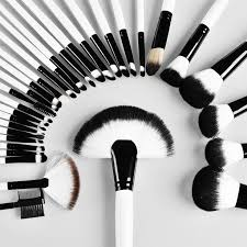 32 pc pro makeup brush set for women cosmetics marketplacefinds