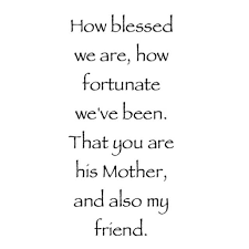 Blessed To Have A Wonderful Motherinlaw Who Is Also One Amazing Cool Loving Mother In Law Quotes