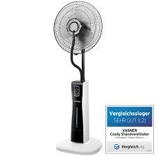 Vasner Cooly Stand Ventilator Mit Wasser Ultraschall Sprühnebel