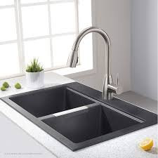 Best Undermount Double Bowl Kitchen Sink Stainless Steel Granite