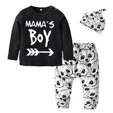 New <b>2019 Autumn Newborn Toddler</b> Clothes Baby Boys Girls ...