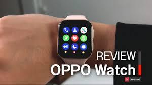 Review   รีวิว OPPO Watch สมาร์ทวอทช์ WearOS จอ AMOLED ฟีเจอร์แน่น