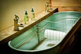 galvanized bathroom sink. galvanized bathroom sink phenomenal rustic tin archives kitchen ideas