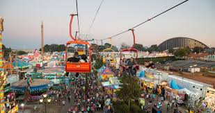 Sc State Fair Concert Seating Chart Guide To The 2019 N C State Fair In Raleigh N C