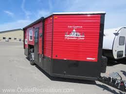 2020 ice castle 8x17 recreation series toy hauler