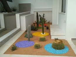 Small Picture 16 Cactus Rock Garden Designs Ideas Design Trends Premium