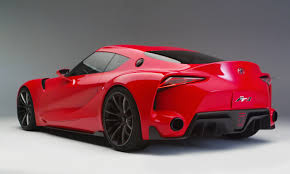 Toyota FT-1 Concept, The next Supra? - DX Reference Room ...