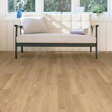 small living room spaces with wood look vinyl plank