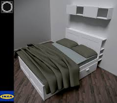 ikea brimnes bed97 bed