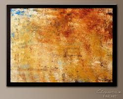 wisdom abstract art painting image by carmen guedez