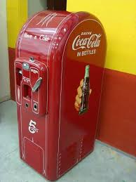Vintage Coca Cola Vending Machines New Vintage Coke Vending Machine