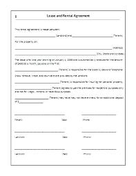 Basic Rental Agreement Template House Rental Agreement Template Basic Tenancy Free Room