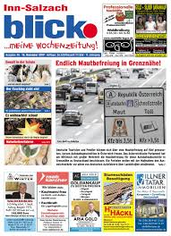 Inn Salzach Blick Ausgabe 46 2019 By Blickpunkt Verlag