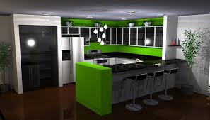 Green And Grey Kitchen 20 Green Kitchen Designs For Your Cooking Place Kitchen Colors