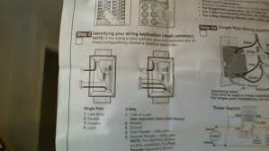 timer light switch wiring doityourself com community forums timer light switch wiring