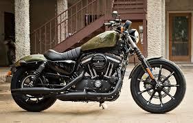 harley davidson xl 883 sportster iron 2017 fiche moto motoplanete
