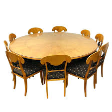10 chair dining table dining suite chairs large extension round dining table for 10 seater