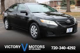 2010 Toyota Camry | Victory Motors of Colorado
