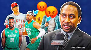 Stephen A. Smith sends Twitter off ...