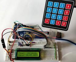 automatic pet feeder using arduino circuit hardware