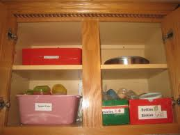 Kitchen Cupboard Organization Kitchen Organization House Organization