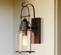 pottery barn outdoor lighting. Eclectic Outdoor Lighting Ideas By Pottery Barn