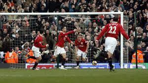 Manchester United Ac Milan 2007