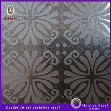 China New Products Quilted Stainless Steel Sheet for Interior Wall ... & New Products Quilted Stainless Steel Sheet for Interior Wall Panels Adamdwight.com