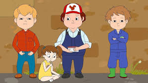 Animated Pictured Letterkenny Gets An Animated Spinoff Littlekenny The Star