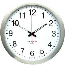 office wall clocks. Large Office Wall Clocks Digital World Full .