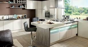 La Cuisine Moderne Lounge Toute équipée Photo 410 Le Modèle