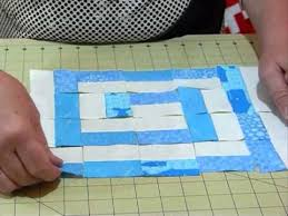 189 best video tutorial quilting images on Pinterest | Craft ... & Doodles with Noodles 5 - or playing with 1 1/2
