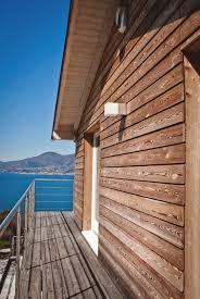 Villa in legno e casa di design casa prefabbricata in legno di