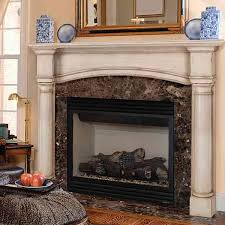 Simple And Sophisticated Fireplace Mantel IdeasFireplace Mantel