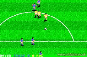La evolución de los videojuegos de futbol, maquinola