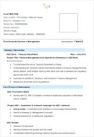 Simple Resume Sample Download Best of Resume Sample Format Download Free Basic Resume Templates Online