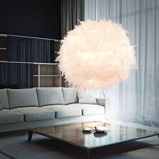 Möbel Wohnen Design Hängelampe Schlafzimmer Kugel Feder