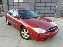 Photo Of 2000 Ford Taurus Taurus Ford Built Ford Tough