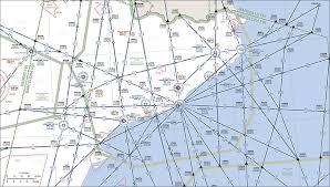 Aviation Charts Spanish Airports And Air Navigation Streamlines Aeronautical